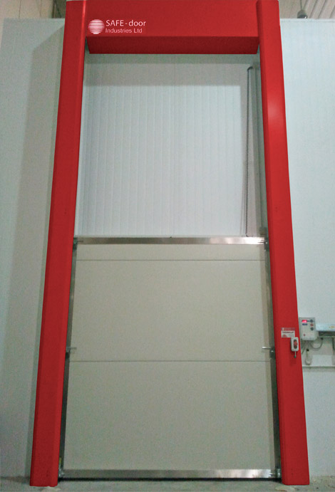 thermasec thermal door by SAFE-Door Industries