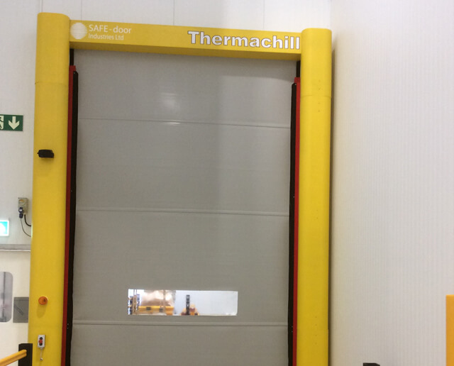 Thermachill Thermal door